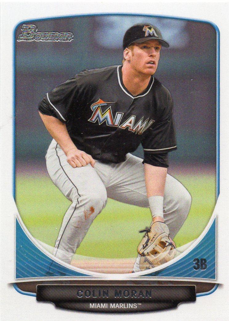 Baseball Card Show Purchase 2 2013 Bowman Colin Moran