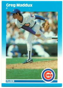 maddux 1987 fleer update