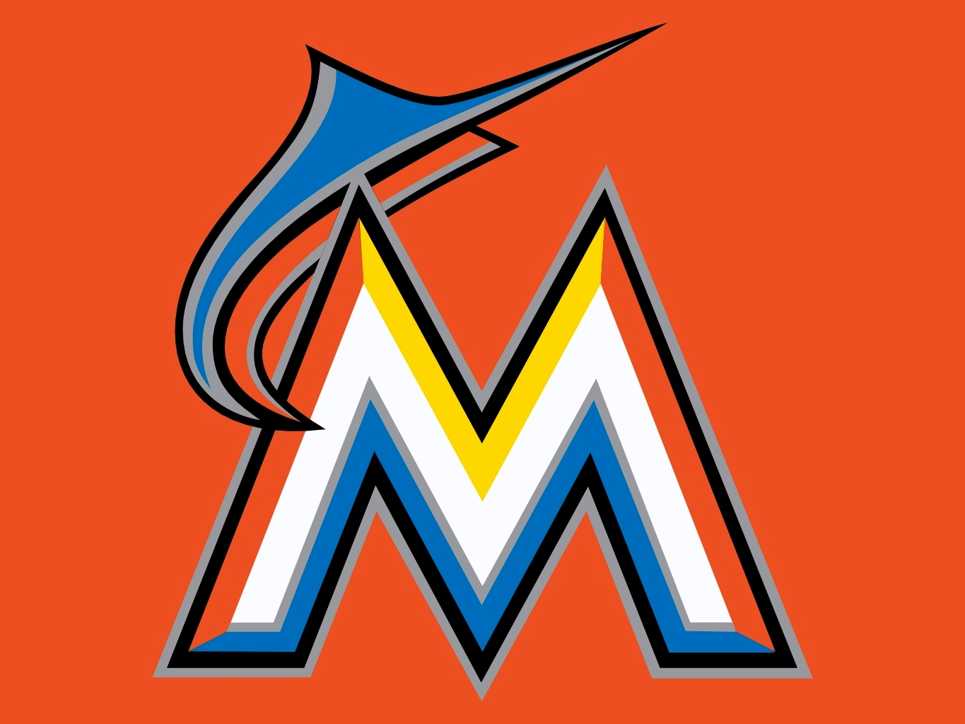Million Dollar Question     As The 2014 Collecting Year Begins  What    Marlins Logo 2014