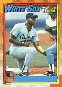 Frank Thomas 1990 Topps