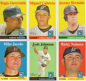 2007 TOPPS HERITAGE A