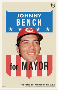 mayor johnny bench