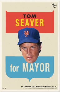mayor tom seaver