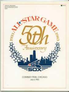 ASG PROGRAM 1983