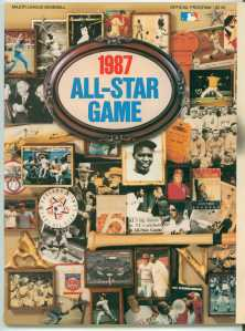 ASG PROGRAM 1987
