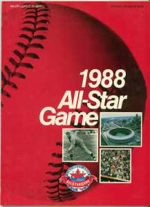 ASG PROGRAM 1988