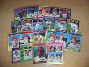 1975 cardinals