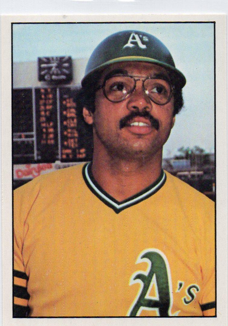 Reggie Jackson Mr October 30 Year Old Cardboard
