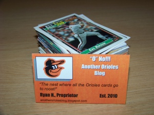 ORIOLES FROM RYAN