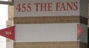 455 fans cleveland