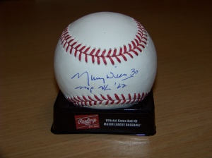 Maury Wills Ball